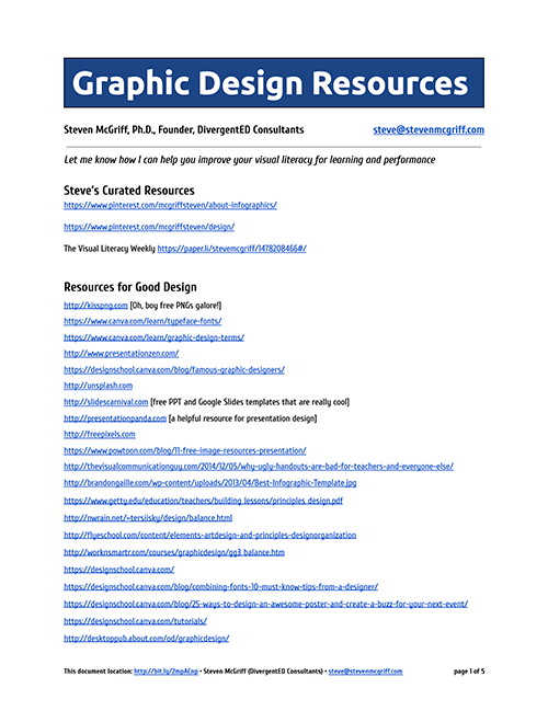 graphic-design-resource-sheet